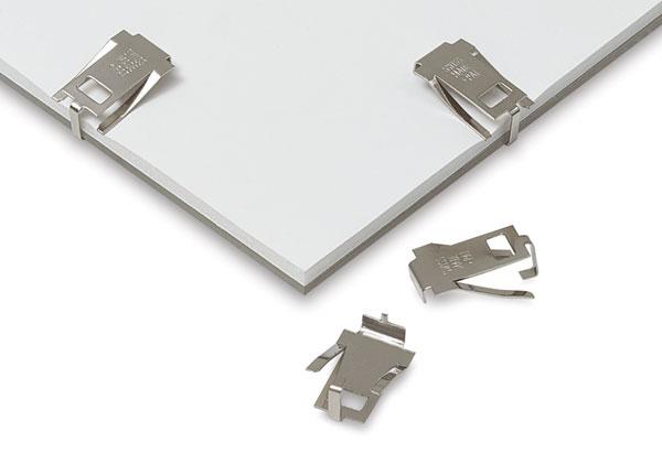 Small swiss framing clip x 10pcs [SWISS-SM] - $15.00
